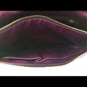 Coach Bags - Coach Black Leather Clutch - 100% Authentic
